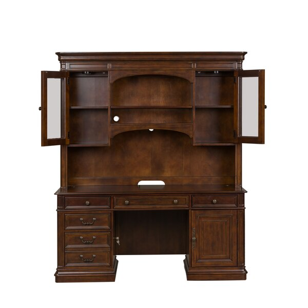 Bergen China Cabinet Hutch by Darby Home Co