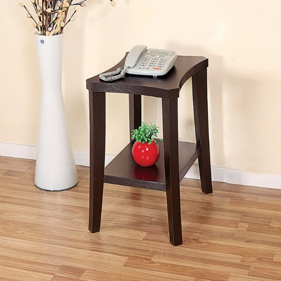 Wagstaff Simple Design End Table by Latitude Run