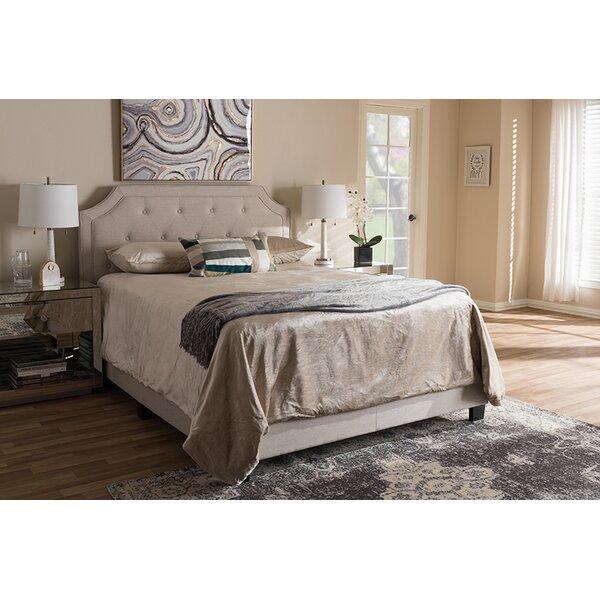 Drew Upholstered Standard Bed by Mercer41