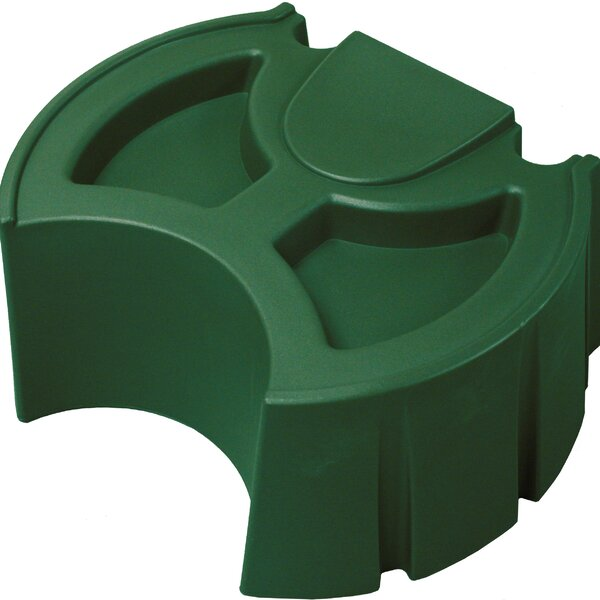 Rain Wizard 50 Gallon Rain Barrel Stand by Good Ideas