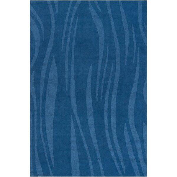 Romel Blue Area Rug by Orren Ellis