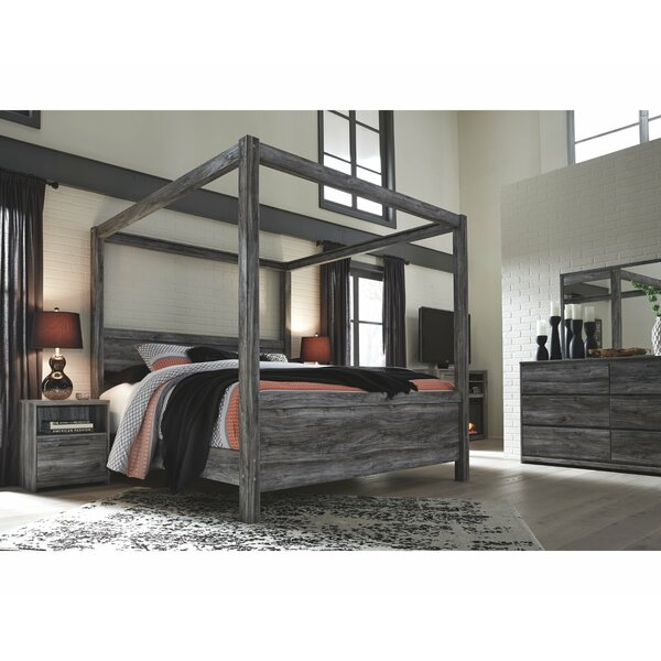 Bolling Queen Standard Bed by Foundry Select