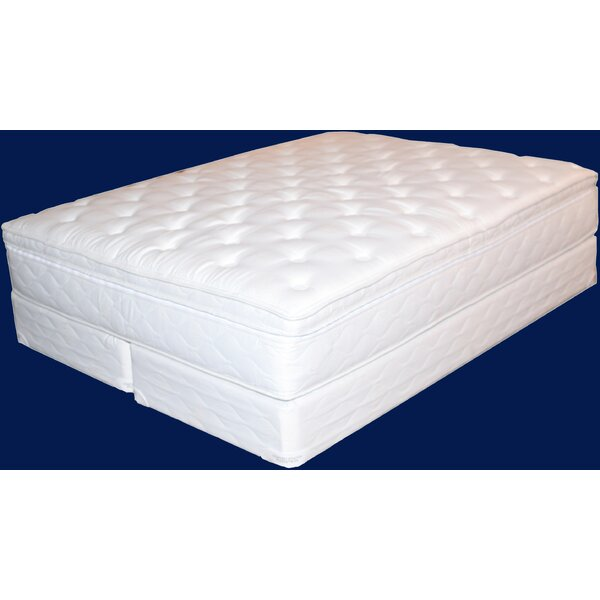Hialeah Waterbed Mattress Top by US Watermattress