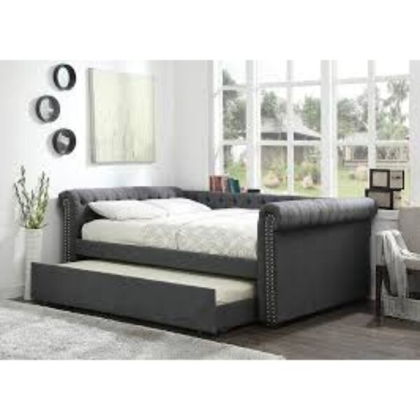 Oslo Twin Daybed With Trundle By Canora Grey