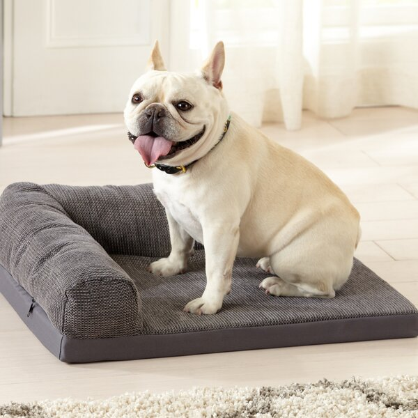 Juanita Dog Bolster with Chaise Couch Protector Pet Cover by Tucker Murphy Pet