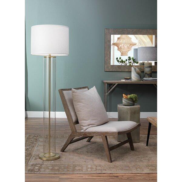 Vaughn Slipper Chair by Union Rustic