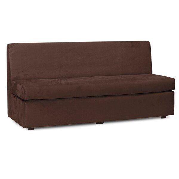 Mattingly Box Cushion Sofa Slipcover by Red Barrel Studio