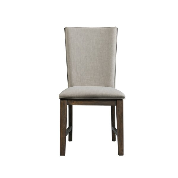 Ruthton Upholstered Dining Chair (Set of 2) by Gracie Oaks