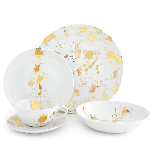 1948 5-Piece Dinner Set by Jonathan Adler