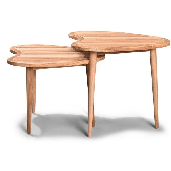 Halesowen 2 Piece Nesting Tables By Corrigan Studio