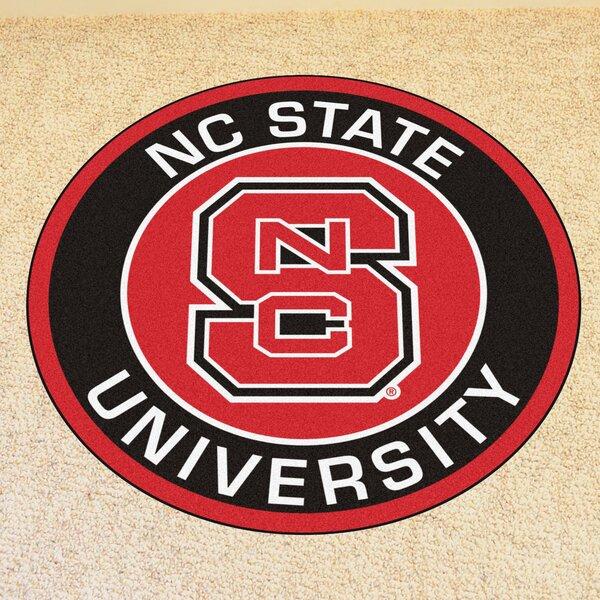 NCAA North Carolina State University Roundel Mat by FANMATS