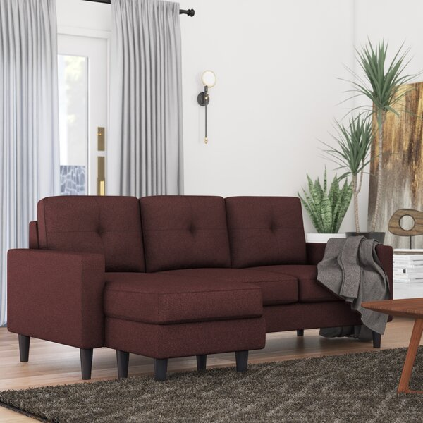 Crown Heights Reversible Sectional by George Oliver