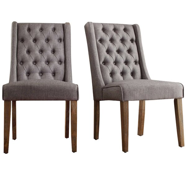 Allain Side Chair (Set of 2) by Lark Manor