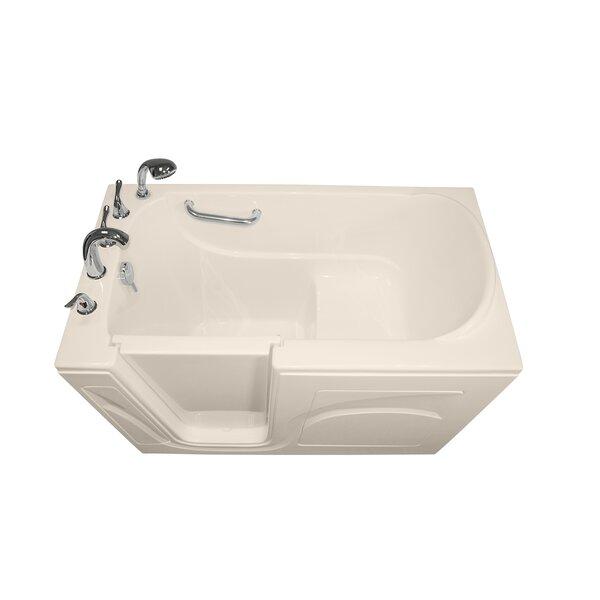 Navigator 54 x 30 Soaking Walk-In Bathtub by A+ Walk-In Tubs