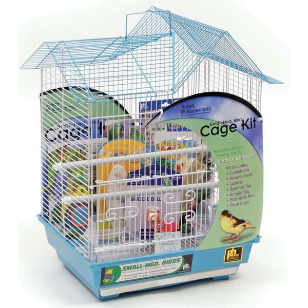 Double Roof Bird Starter Kit by Prevue Hendryx