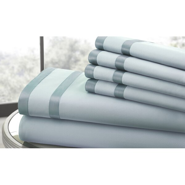 Brookneal 1000 Thread Count Sheet Set by Greyleigh