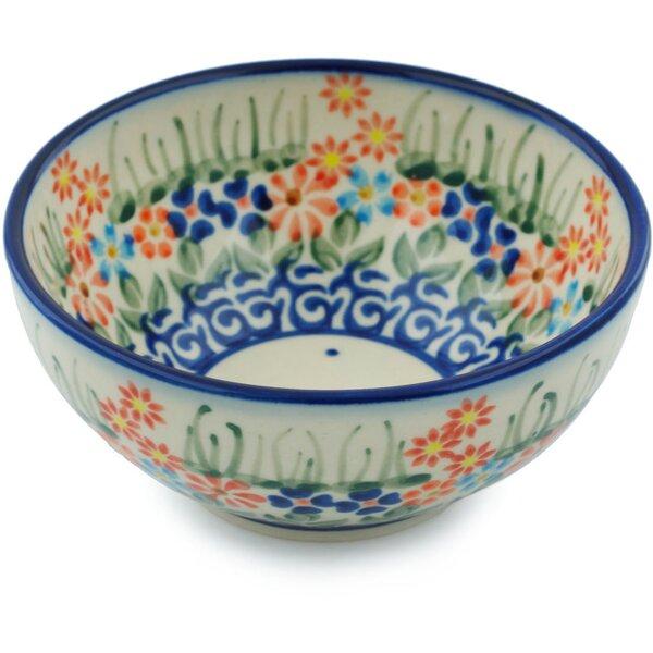 Blissful Daisy Rice Bowl by Polmedia
