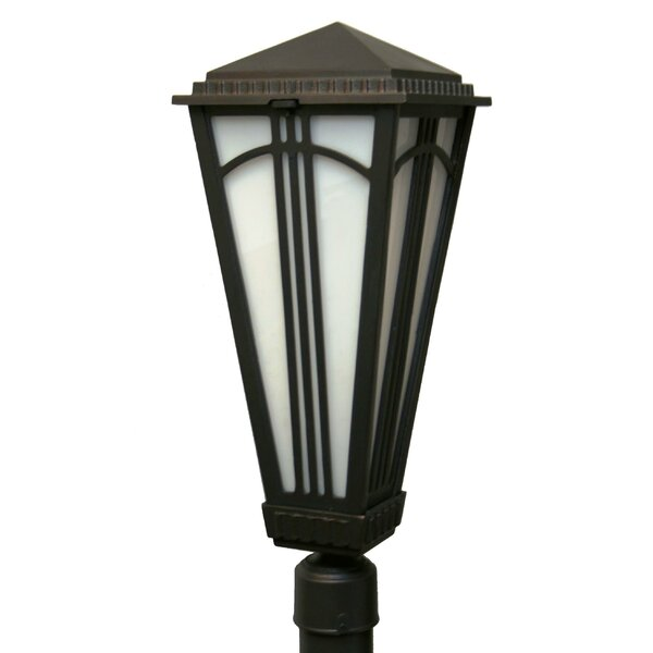 Petrey 1 Light 24 Post Lantern by Alcott Hill