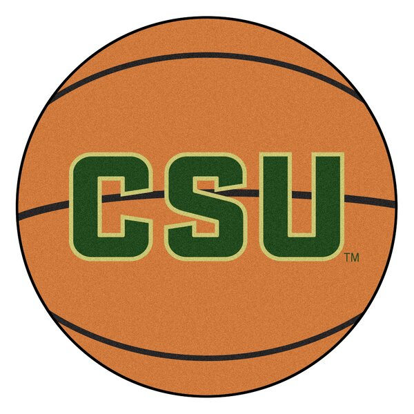 NCAA NCAAorado State University Basketball Mat by FANMATS