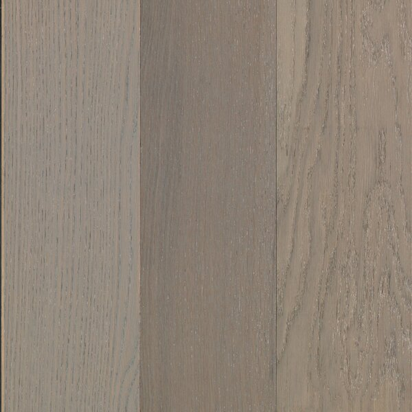 North Coast Random Width Engineered Oak Hardwood Flooring in Hearthstone by Mohawk Flooring