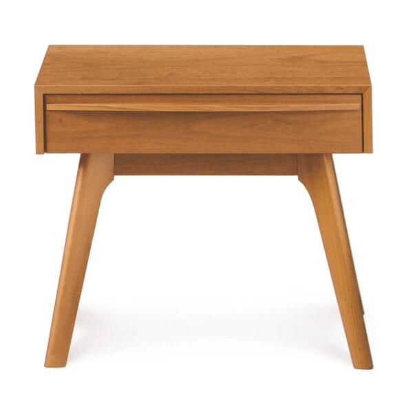 Catalina 1 Drawer Nightstand by Copeland Furniture