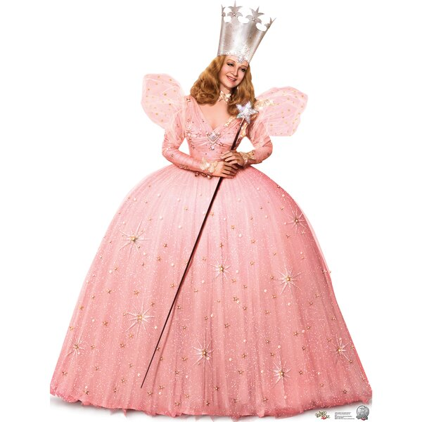 Glinda the Good Witch - 75 yr Anniversary OZ Cardboard Stand-Up by Advanced Graphics