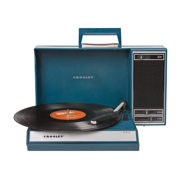 Spinnerette USB Turntable by Crosley Electronics