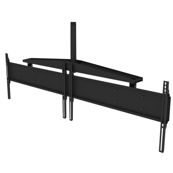 Dual Tilt Universal Ceiling Mount for 37 - 46 Flat Panel Screens by Peerless-AV