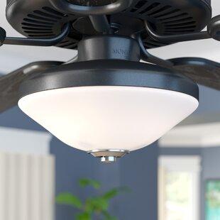 Price comparison Engelbrecht 3-Light Bowl Ceiling Fan Light Kit By Charlton Home
