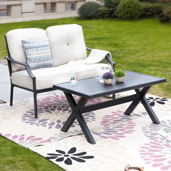 Stradford 2 Piece Sofa Seating Group with Cushions (Set of 2) by Charlton Home
