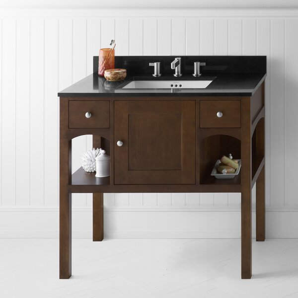 Langley 36 Single Bathroom Vanity Set by Ronbow