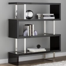 Gorontalo 52 Accent Shelves Bookcase by Wade Logan