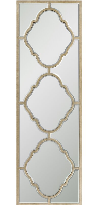Willa Arlo Interiors Glam Rectangle Accent Wall Mirror Reviews
