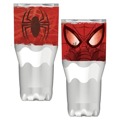 Marvel Spider-Man 30 oz. Stainless Steel Travel Tumbler by Vandor LLC