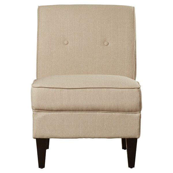 Klein Slipper Chair by Wrought Studio