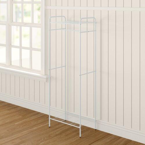 Mcnaughton Garderobenständer Rebrilliant Ausführung: Weiß | Flur & Diele > Garderoben > Garderobenständer | Rebrilliant