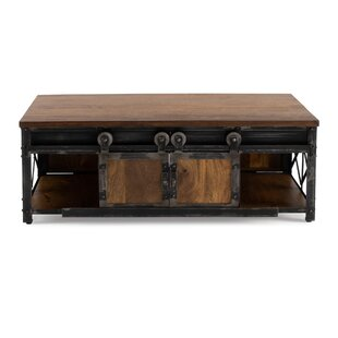 Estella Coffee Table with Storage By 17 Stories