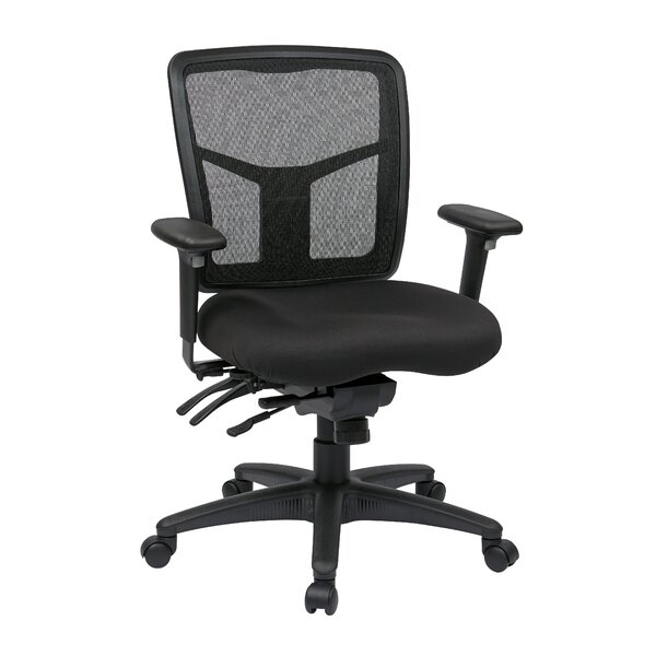 Pro-Line II Series Mid-Back Desk Chair by Office Star Products