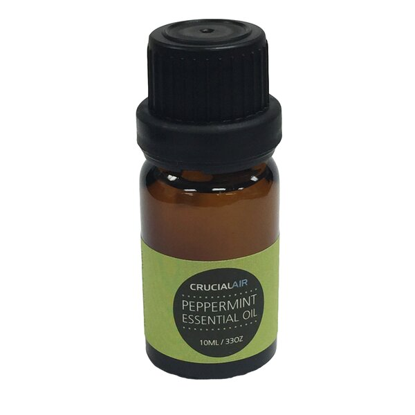 Sweet Peppermint Infused Essential Oil for Aromatherapy by Crucial