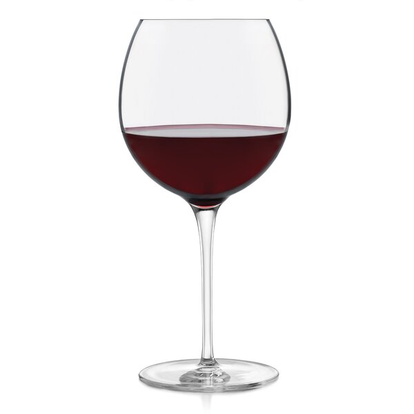 Signature Kentfield 24 oz. Red Wine Glass (Set of 4) by Libbey
