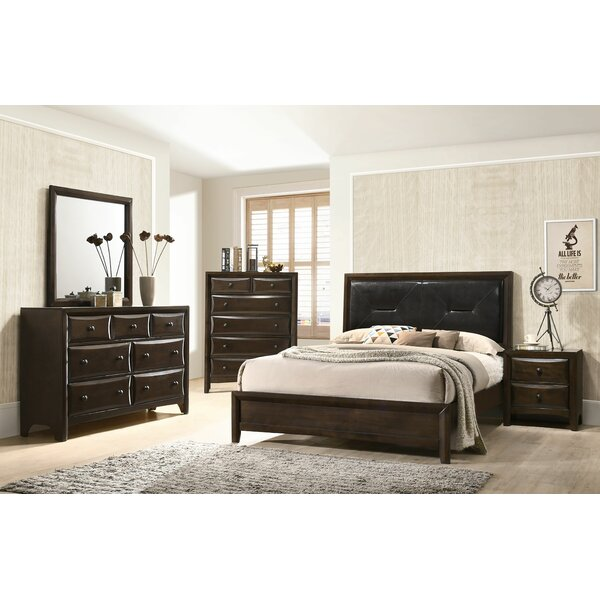 Arabelle Standard Configurable Bedroom Set by Latitude Run