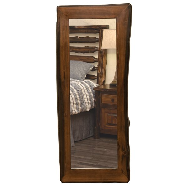 Cedar Floor Full Length Mirror by Fireside Lodge