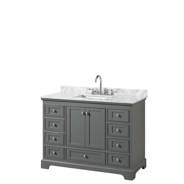 Deborah 48 Single Bathroom Vanity Set by Wyndham Collection
