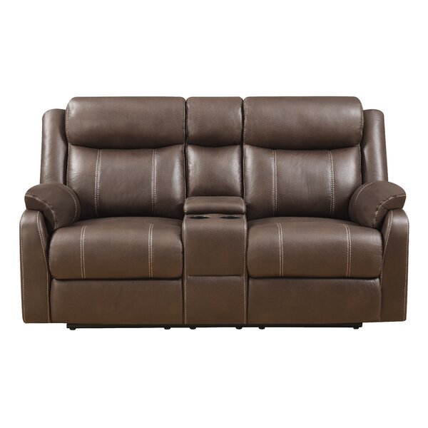 Sales-priced Rockville Reclining Loveseat by Red Barrel Studio by Red Barrel Studio