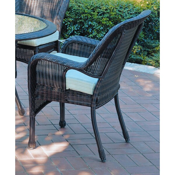 Key West Dining Arm Chair by South Sea Rattan