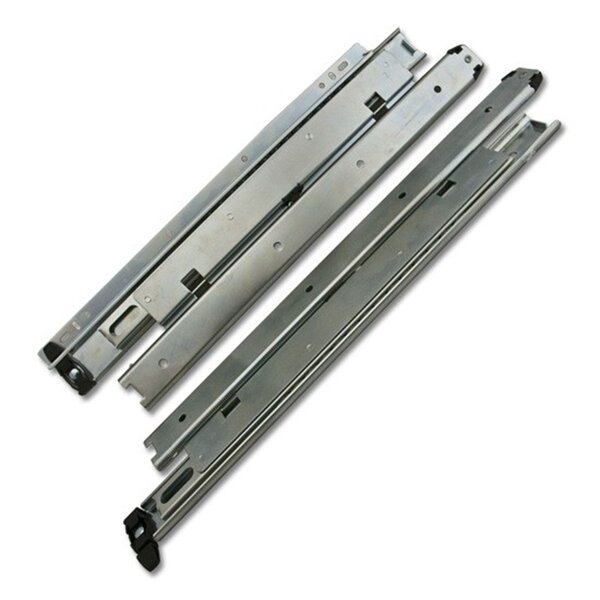 Progressive Full Extension Side Mount Drawer Slide (Set of 2) by Custom Service Hardware