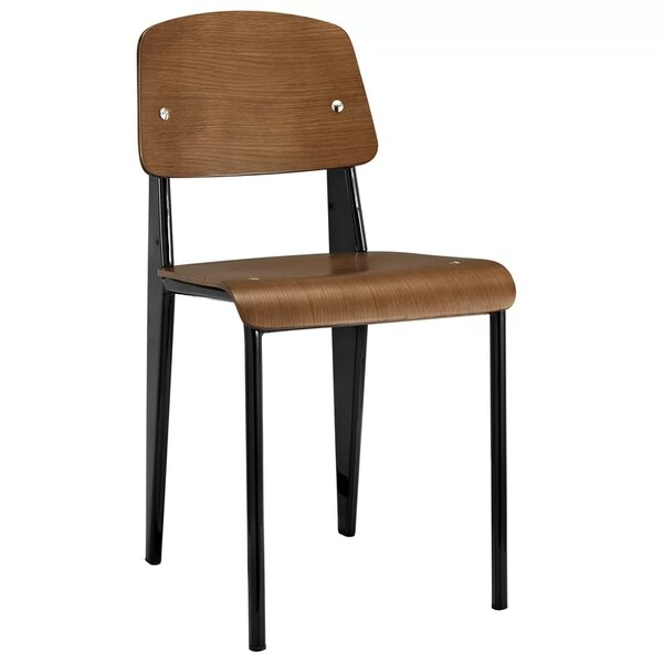 Crowl Metal Dining Chair by Ivy Bronx