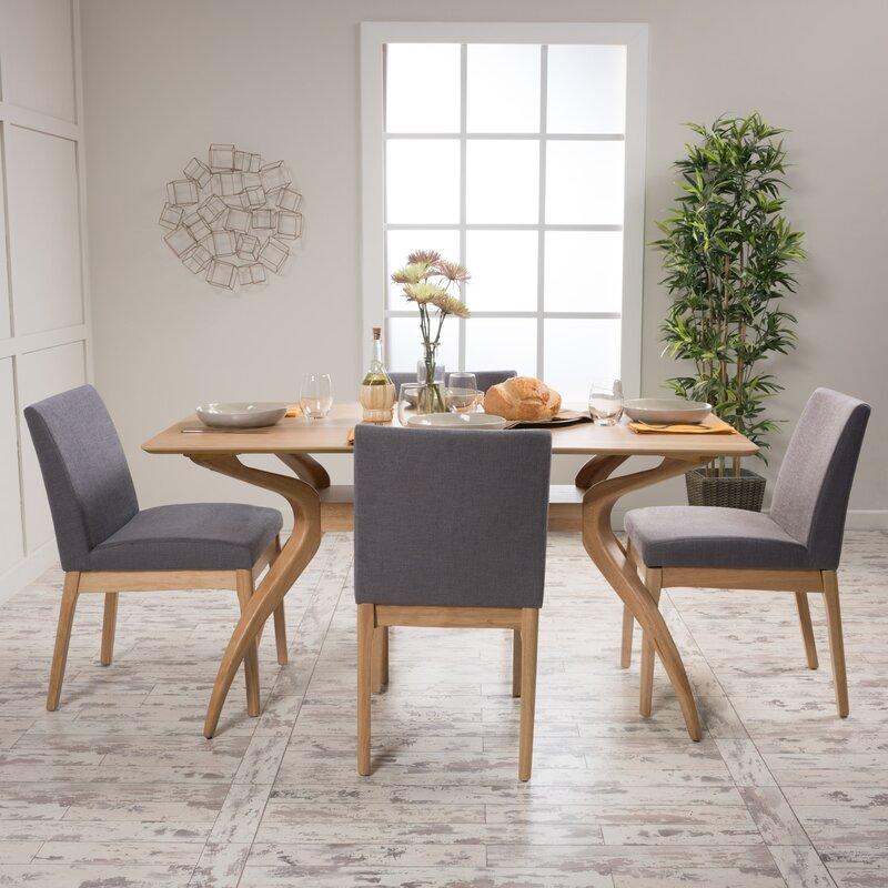Merlot 11 Piece Formal Dining Room Furniture Set Table 8: Tunis 5 Piece Dining Set & Reviews