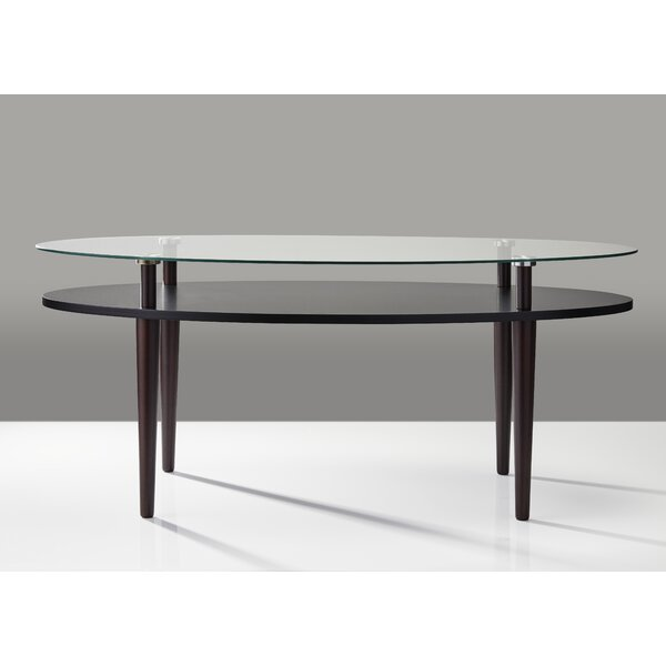 Waterford Coffee Table With Storage By Ivy Bronx