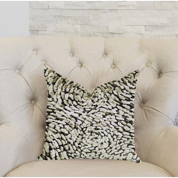 Glendale Lasso Tones Luxury Pillow by Bloomsbury Market